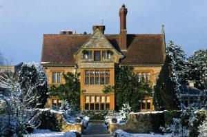 Christmas Demonstration at Belmond Le Manoir aux Quat'Saisons