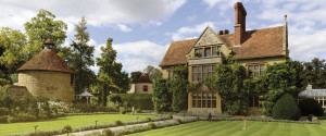 Easter Floral Demonstration at Belmond Le Manoir Aux Quat'Saisons