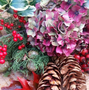 Styled for Christmas – Festive floral workshop