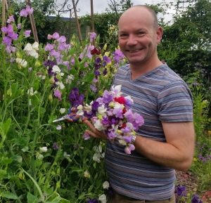 Workshop – Growing and working with Wedding Flowers