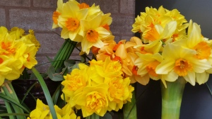 Easter Floristry day at Woburn Abbey