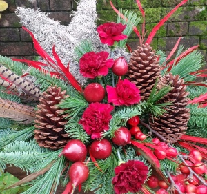 Weekend Residential Christmas Flower School 2017