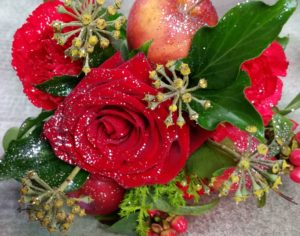 Christmas Flower Day at Morley Hayes