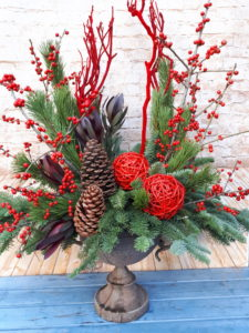 Weekend Residential Christmas Flower School 2018