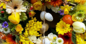 Spring & Easter Flowers at Woburn Abbey