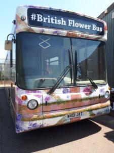 #BritishFlowerBus