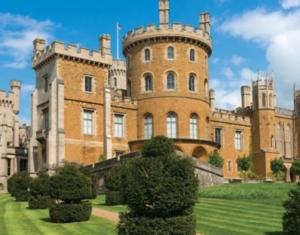 The Belvoir Castle Flower and Garden Show 2021