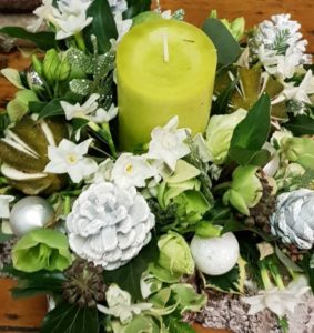 Derbyshire Christmas Residential Flower School 2020
