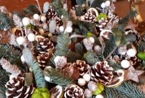 Fabulous Flowers for Christmas! – FULLY BOOKED!