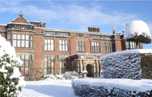 Exclusive festive floral demonstrations at Arley Hall