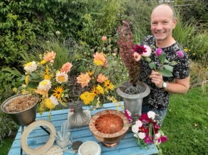 Workshop – Foam Free Flower Arranging!