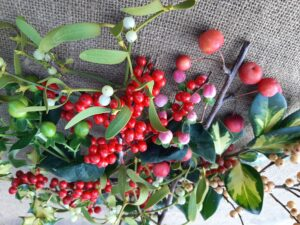 Styled for Christmas – Festive Floral Workshop – Fully Booked.
