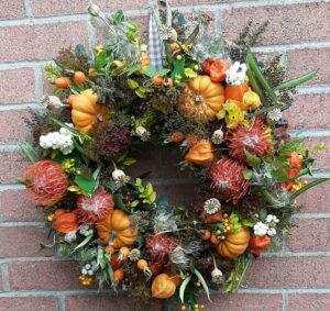 Autumn Floral Design Course 2021