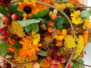 Floral Study Day – Autumn Opulence